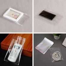 72pz Buste sacchetti Cellophane alimenti oggetti con chiusura 10x15 cm OPP