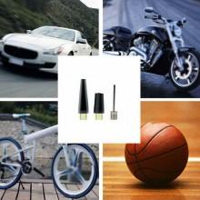 Compressore mini pneumatici auto bici multifunzione luce misurazione pressione