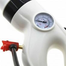 Pistola a pressione Sturalavandino manuale stura tubi bagno cucina tubo WC