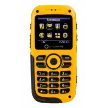 Out Limits Telefono Cellulare Solaris, Impermeabile, IP65, Batteria solare, Anti-shock, Bluetooth, Fotocamera, Gps Location