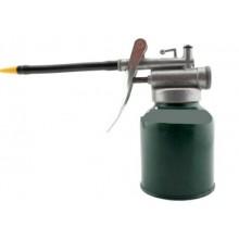 Oliatore 250g in acciaio pompa manuale plastica cambio olio auto moto officina