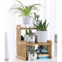 Portavaso Legno fioriera piante 31x21x31 cm giardino fiori vasi arredo balcone