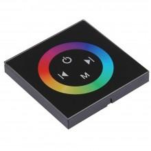 Led Controller touch centralina luci RGB telecomando da incasso muro standard