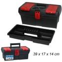 Cassetta porta utensili attrezzi minuterie plastica vuota 1300 fai da te lavoro