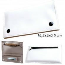 Portatabacco borsello filtri cartine tabacco kit fumatori astuccio clip unisex