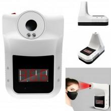Termometro Infrarossi IR da Muro temperatura febbre automatico senza contatto