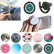 Supporto cellulare 3 in 1 auto porta smartphone universale Auto clip NO magnetic