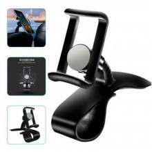 Supporto per cellulare da auto porta smartphone cruscotto clip rotante SP-058