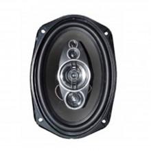 Coppia casse auto 6 x 9 cm woofer potenza 800 Watt stereo musica altoparlanti