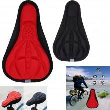 Copri sellino bici morbido traspirante gel design ergonomico anti slittamento