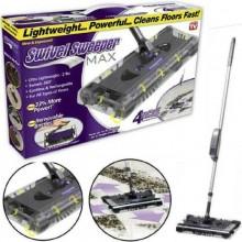 Scopa elettrica con batteria ricaricabile e manico snodabile Swivel Sweeper MAX