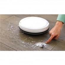 Robot aspirapolvere raccogli polvere automatico casa pavimento spazzole cleaning