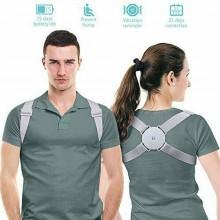 Correttore di postura smart con vibrazione vibrante posturale schiena dritta