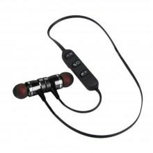 Cuffie auricolari wireless sport ricaricabili stereo musica microfono bluetooth