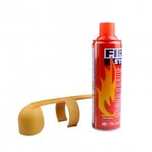 Mini estintore schiumoso sicurezza casa auto 500ml spegni fuoco schiuma macchina