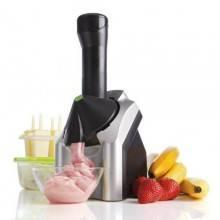Macchina per fare gelati mousse creme dessert yogurt naturali con frutta fresca