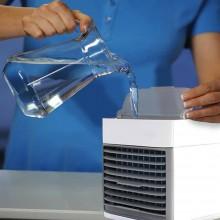 Raffrescatore ad acqua compatto portatile condizionatore aria fresca purifica