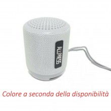 Cassa portatile bluetooth speaker wireless altoparlante audio ricarica USB music