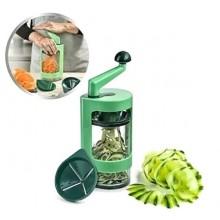 Affettatrice manuale taglia verdura julienne verdure a spirale cucina julietti