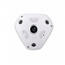 Videocamera 360 gradi panoramica VR HD sorveglianza ip camera wi fi video camera