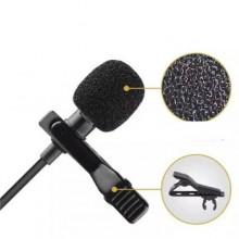 Microfono condensatore cavo lightning omnidirezionale 1,5 M cellulare audio voce