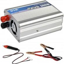 Inverter 500 Watt 12V 220V trasformatore invertitore auto barca campeggio pc USB