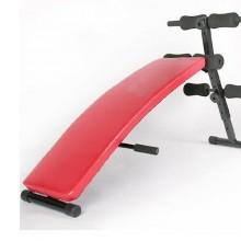 Panca fitness addominali palestra casa allenamento regolabile pieghevole schiena