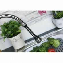 Canna ricambio filtro rubinetto rompi getto aeratore lavandino cucina flessibile