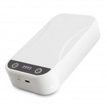 50X Box sterilizzatore uv elimina germi batteri virus sterilizzatrice sterilizza usb