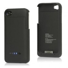 Cover Custodia con batteria integrata Power Bank Apple iPhone 4 4s-powerbank iphone- compatibile iOS 8