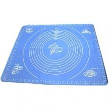 Tappeto tappetino in silicone lavorazione pasta antiscivolo antiaderente 40x50Cm