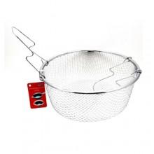 Cestello cesto per friggitrice friggere fritture passino cucina acciaio griglia