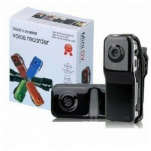 Mini registratore vocale video registra spy cam camera supporta scheda micro SD