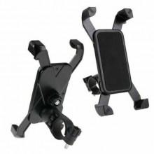 Porta telefono cellulare smartphone bici supporto bicicletta moto universale 360
