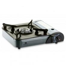Fornello portatile da campeggio gas butano fornellino cucina portatile ricarica