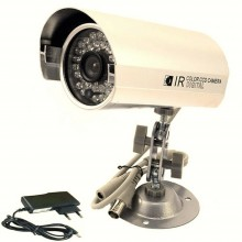 Telecamera di sicurezza a colori Infrarossi Aprica AP-604 3.6 mm CCTV sorveglia