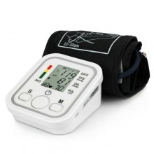 Monitor elettronico digitale pressione sanguigna braccio micro computer misura