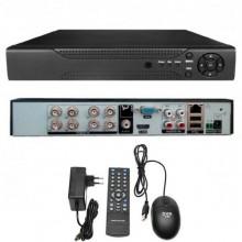 DVR 8 canali 26x20x4.3 Cm AHD HDMI HD H.264 Mouse Telecomando VGA sorveglianza