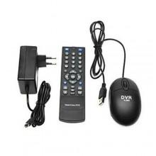 DVR 16 canali 26x20x4.3 Cm AHD HDMI HD H.264 Mouse Telecomando VGA sorveglianza