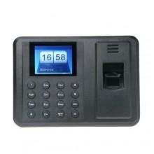 Macchina registratore presenze digitale impronte digitali timbra cartellino QA27