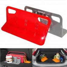 Ferma Blocca pacchi bagagli da Bagagliaio Auto Stop con velcro porta oggetti BIG