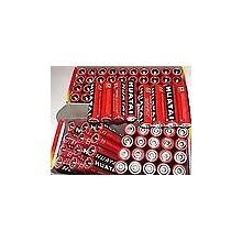 40x Batterie HUATAI R03 AAA stilo durata qualità eccellente 1.5V confezione