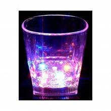Blinking Glass BICCHIERE LUMINOSO A LED RGB MULTICOLOR