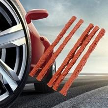 10x Strisce nastri riparazione pneumatici gomme auto moto tubeless stringhe 10Cm