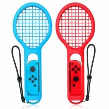 2x Racchette tennis Nintendo Switch Joy-Con controller sport racchetta switch