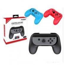 2x Grip controller Nintendo Switch Joy-Con custodia joystick pad supporto