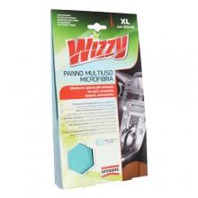 Panno in microfibra 40x40 Cm pulizia interni cruscotto vetri XL polvere auto