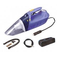 Aspirapolvere e compressore per auto potente 12V presa accendisigari portatile