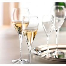 6x Set bicchieri per spumante vetro cristallino flute champagne 19 cl Luce 16 Rastal