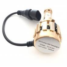 HB3 9005 LED Kit lampade LED cree X-LAMP 12V 24V XM-L2 ventilate senza CENTRALINA per Auto furgone camion veicolo